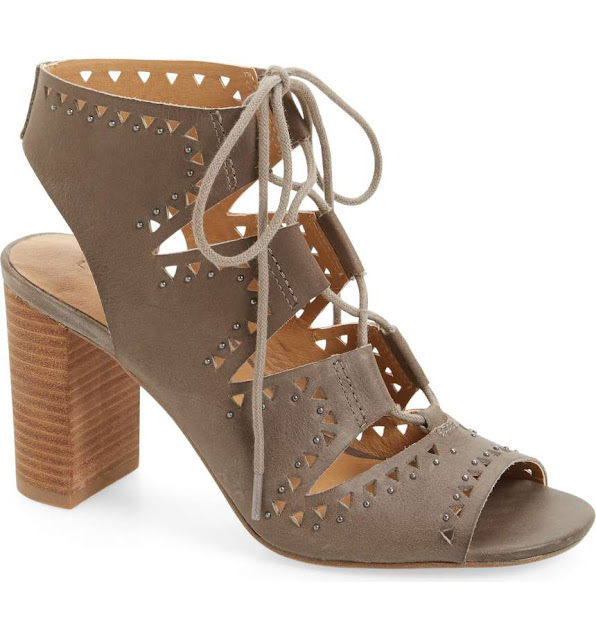 HSN: Lucky Brand Taifa Lace Up Sandals only $40 (reg $119) + Free Shipping!