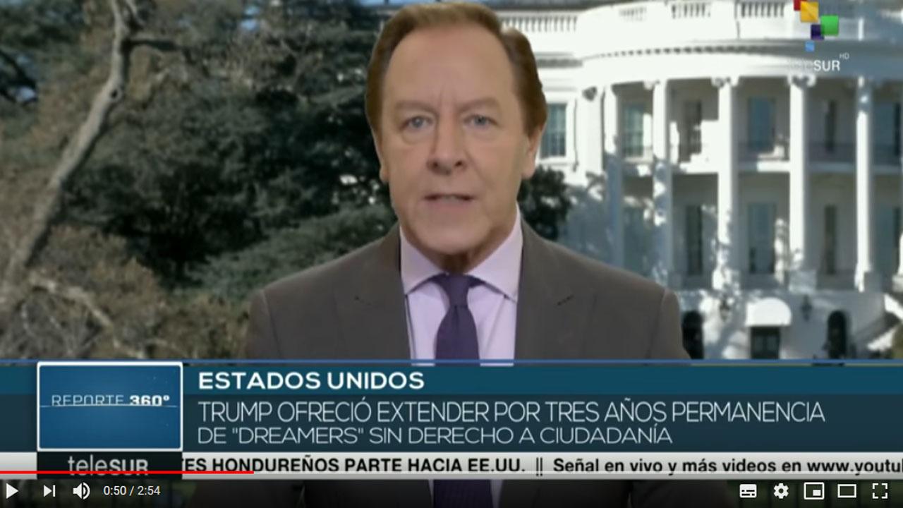 EEUU: a más de un mes del cierre del gobierno Trump insiste en el muro