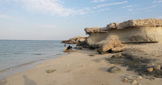 Kish island, a state of permanent peace, in Persian Gulf