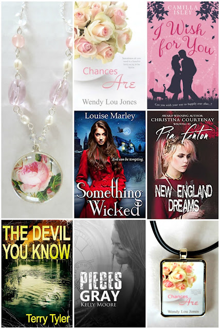 Suze & Anniek's Self-Published Books Top 6 & Giveaway
