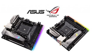 Gaming Motherboards Asus, AMD Ryzen Mini ITX