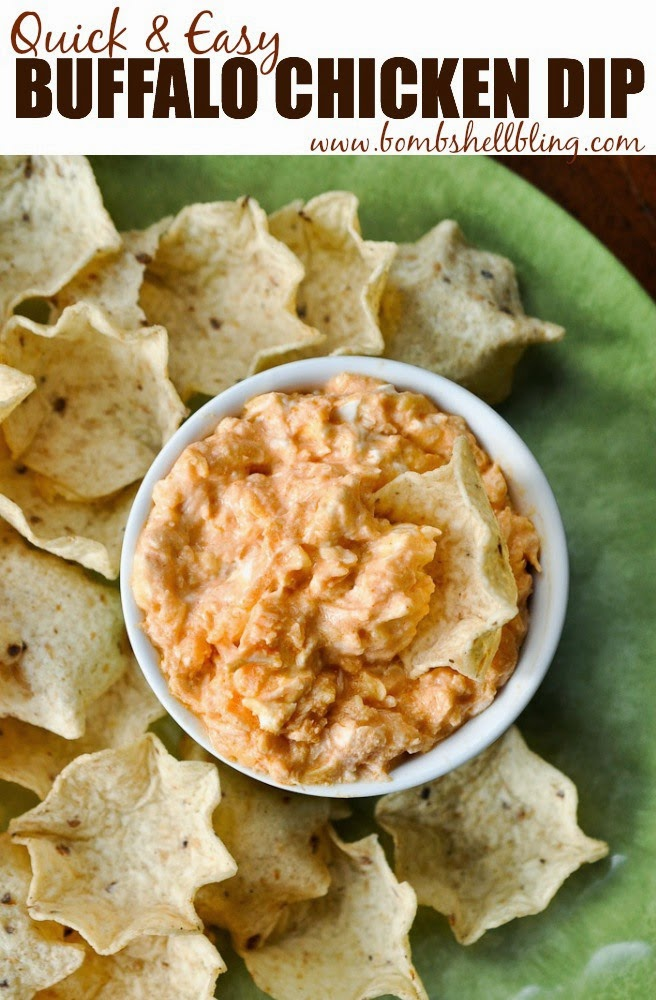 Touchdown Dips for Super Bowl Sunday
