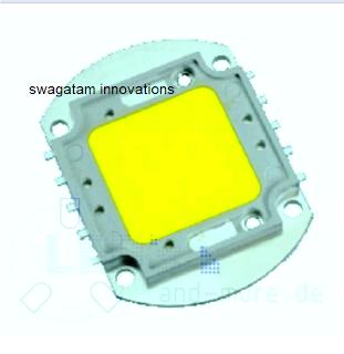 100 watt led image