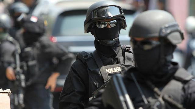 Densus 88 Bekuk Teroris Kambuhan di Solo