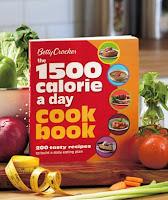 1500 Calorie Cookbook with Recipes