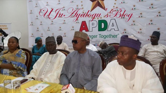 Like old PDP and APC, crisis rocks newly formed APDA, Dokpesi, others sacked