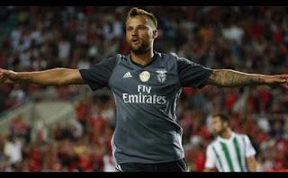 Seferovic, reforço do novo Benfica