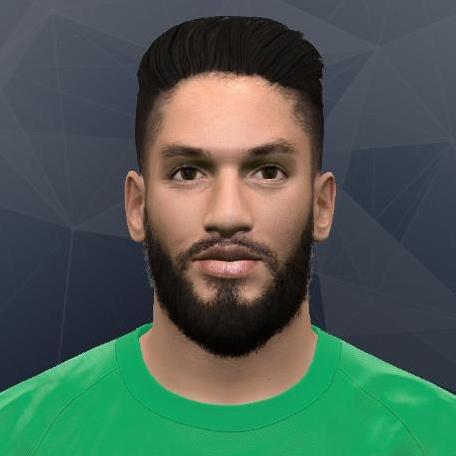 PES 2017 M. Hassen (Southampton) face by GONDURAS2012