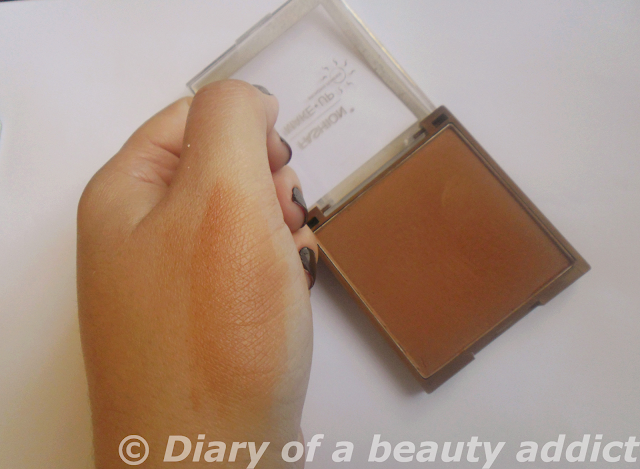 Fashion Make Up Bronzing Powder - No 2