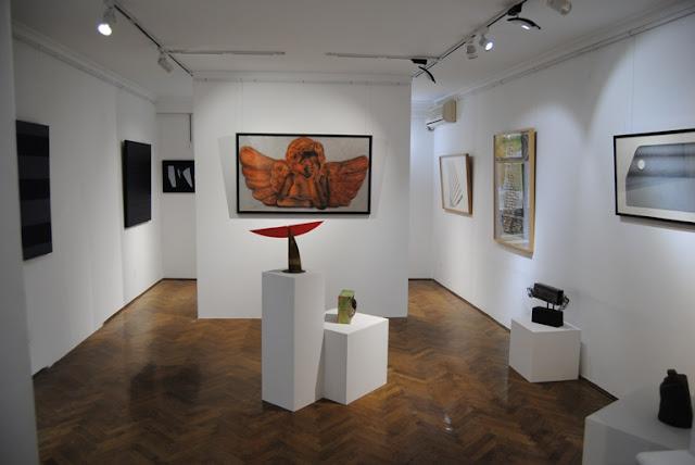 Svečano otvaranje umetničke galerije Lucida u Beogradu