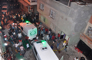 world news, turkey wedding suicide bombing carried out by a child