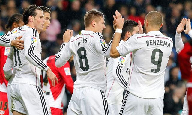Video Rayo vs Madrid: Hasil Liga Spanyol Terbaru, Skor 2-3