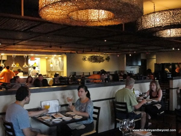 interior of Josselin's Tapas Bar & Grill in Poipu, Kauai, Hawaii