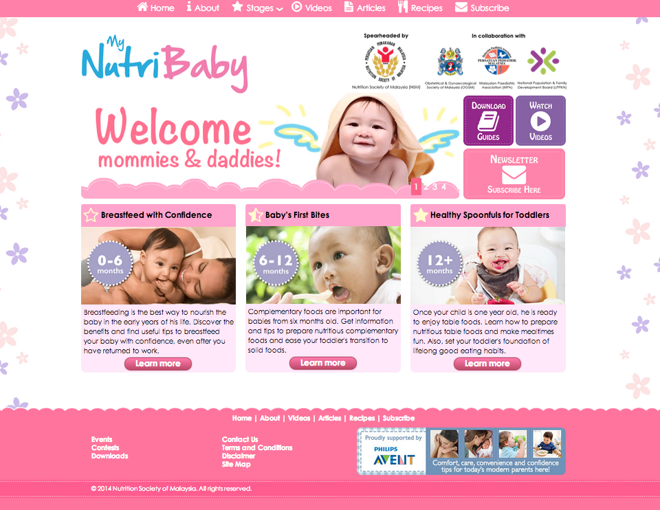 mynutribaby_launch_breastfeeding_contest_philips_avent