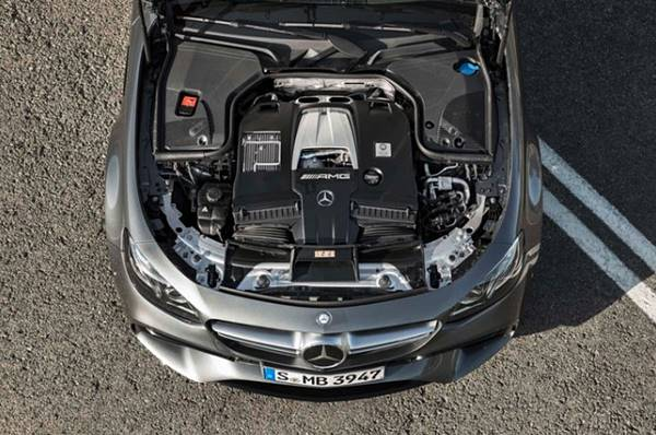 2018 Mercedes-AMG E63 S 4Matic First Drive and Reviews