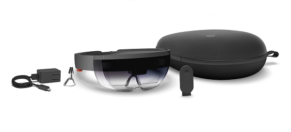 Microsoft HoloLens Development Edition now available to pre-order