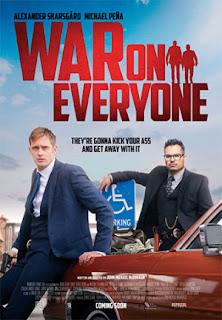 War on Everyone 2016 ,adult, للكبار فقط, اكشن, كوميديا,
