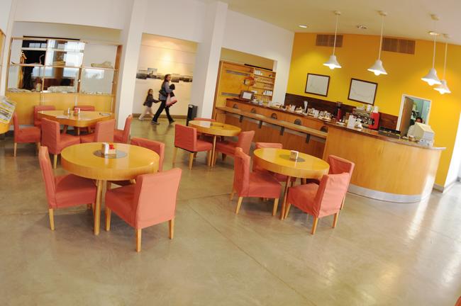 Bar Restaurante en el Ecocentro Puerto Madryn