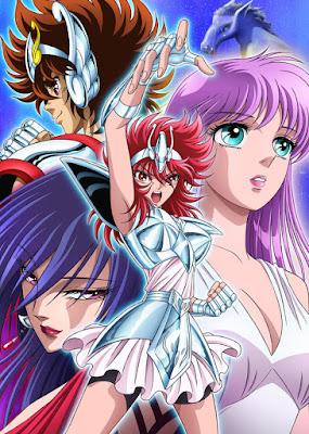 Saintia Shô: Anime Saint Seiya (2019) - Page 2 Saintia-sho-poster