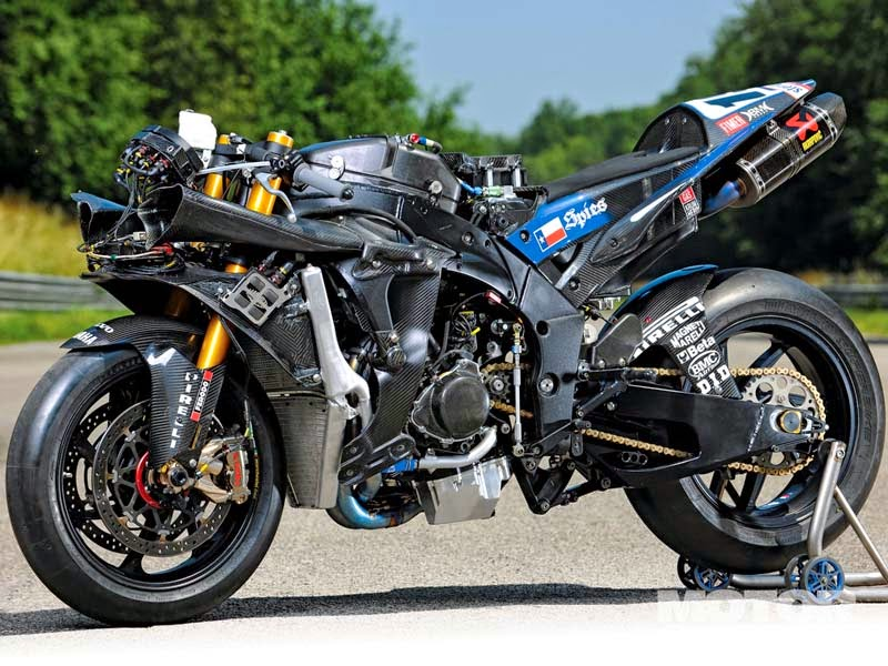 ide modifikasi motor sport yamaha