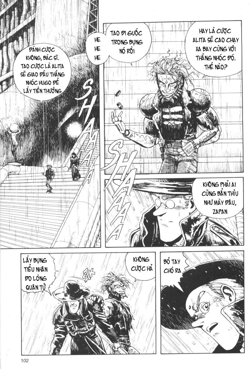 Battle Angel Alita chapter 10 trang 10