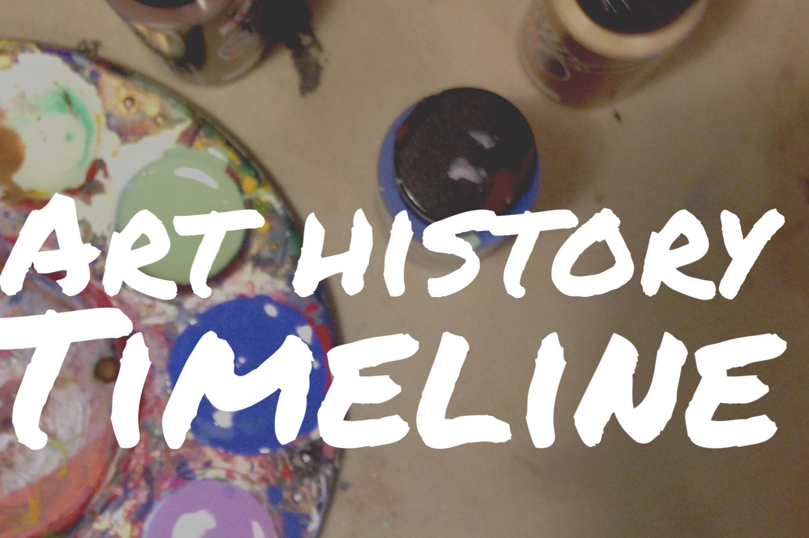 Art History Timeline Wk 4 The Renaissance Mrs Alley S Art Class