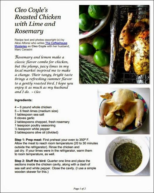 http://www.coffeehousemystery.com/userfiles/file/LimeChicken_CleoCoyle.pdf