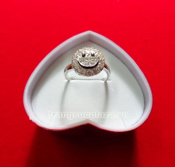 Nhẫn bạc nữ NN108