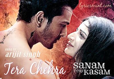 Tera Chehra - Sanam Teri Kasam (2016)