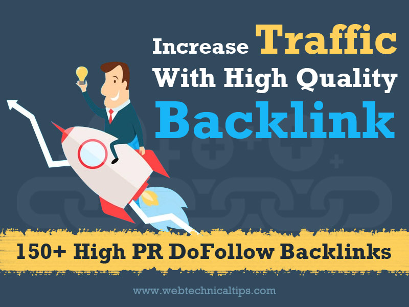 High PR DoFollow Backlinks Website List
