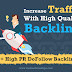 Top 150+ High PR DoFollow Backlink Sites List to Boost Your Page Ranking