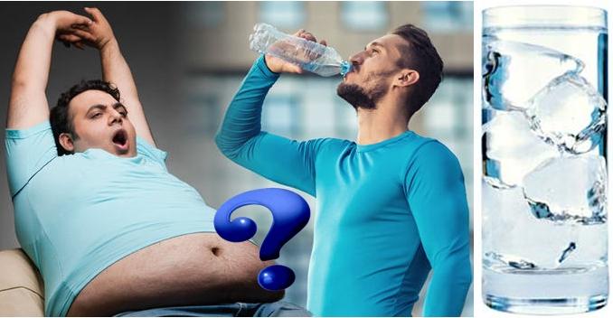 ¿Tomar mucha agua ayuda a quemar más grasa?