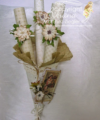 petaloo victorian cone with thanksgiving recipes
