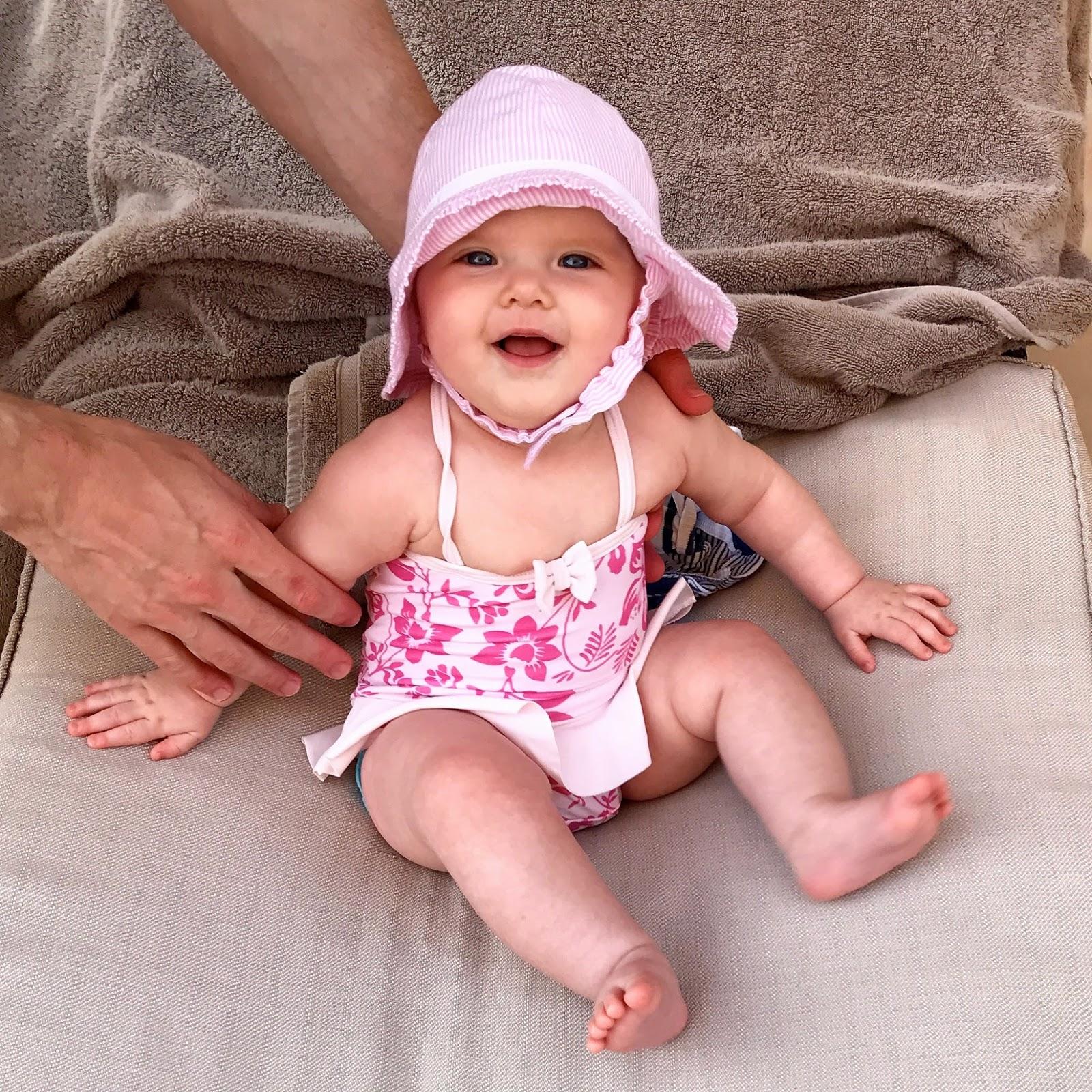 Sophia Molly: Seven Month Update