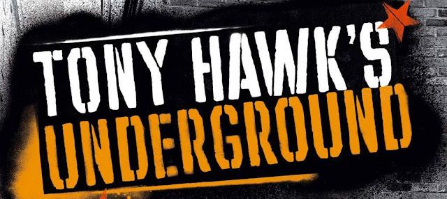 Tony Hawk Video game