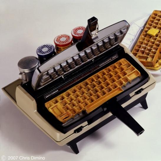 Keeping It Simple (KISBYTO): National Waffle Iron Day