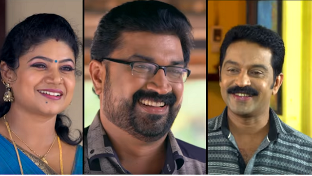 Mazhavil Manormaa Makkal Serial cast