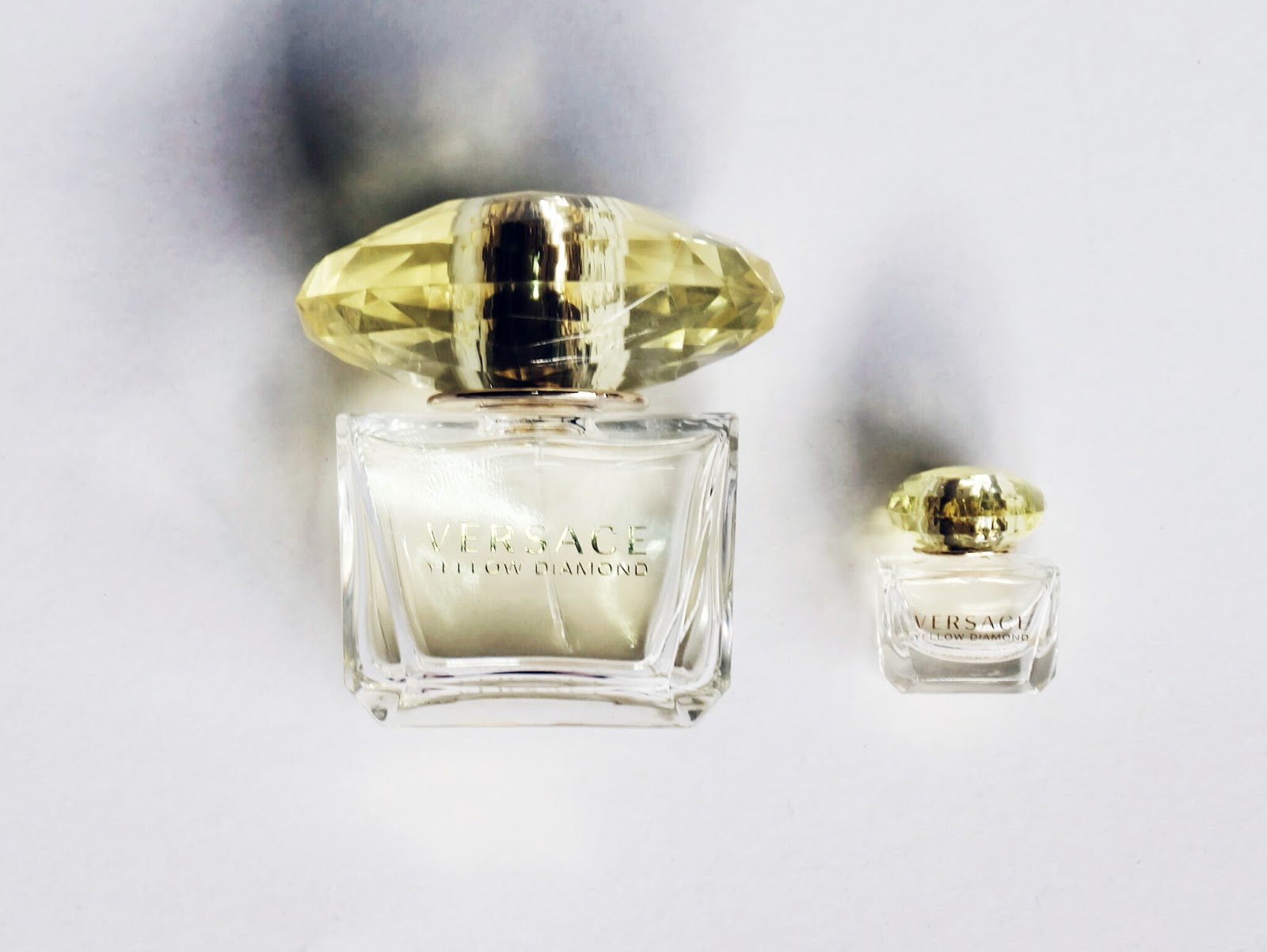 Best fragrances fruity floral Versace Yellow Diamond