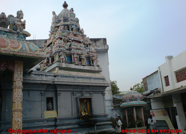 Virudhunagar Temples