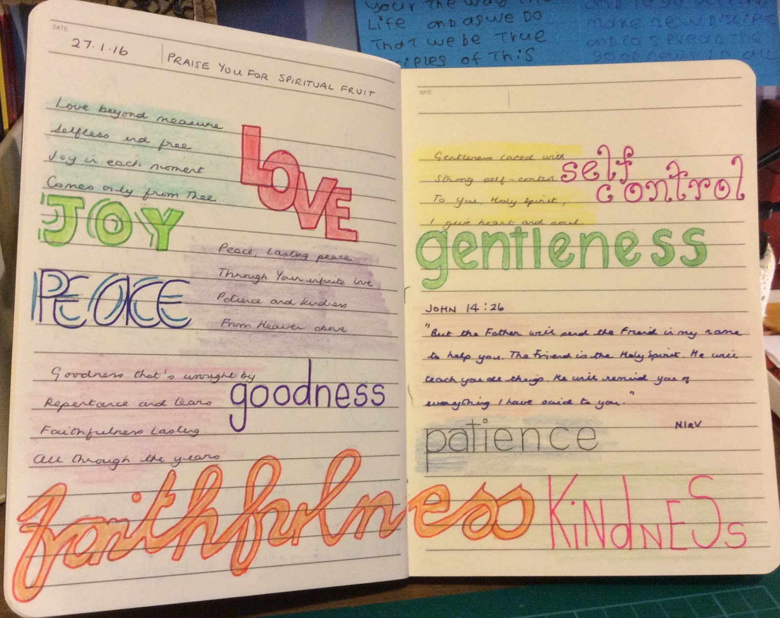 Bible Art Journaling Uk Journaling Sermon Notes By Jane