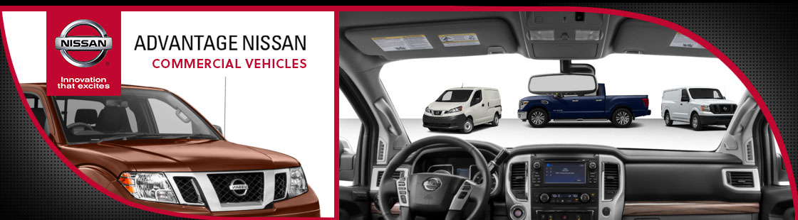 Advantage Nissan Commercial Vehicles