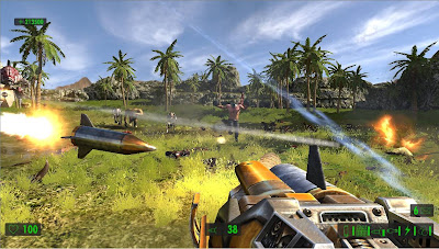 Serious Sam Next Encounter PS2 Download ROM ISO