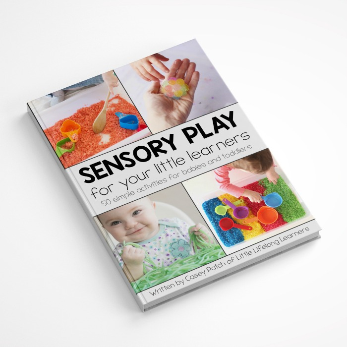 sensory play ebook