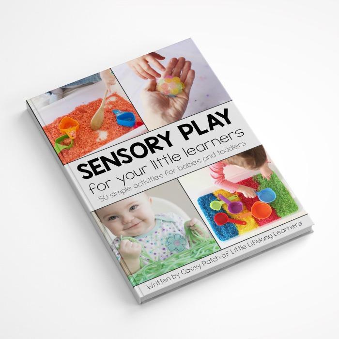 sensory play ebook