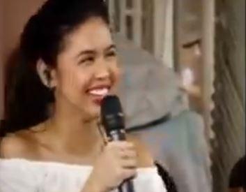 Maine Mendoza Impersonates Angel Locsin In Eat Bulaga