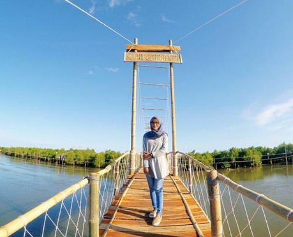 Lokasi dan Rute Jembatan Api-api Kulon Progo Yogyakarta