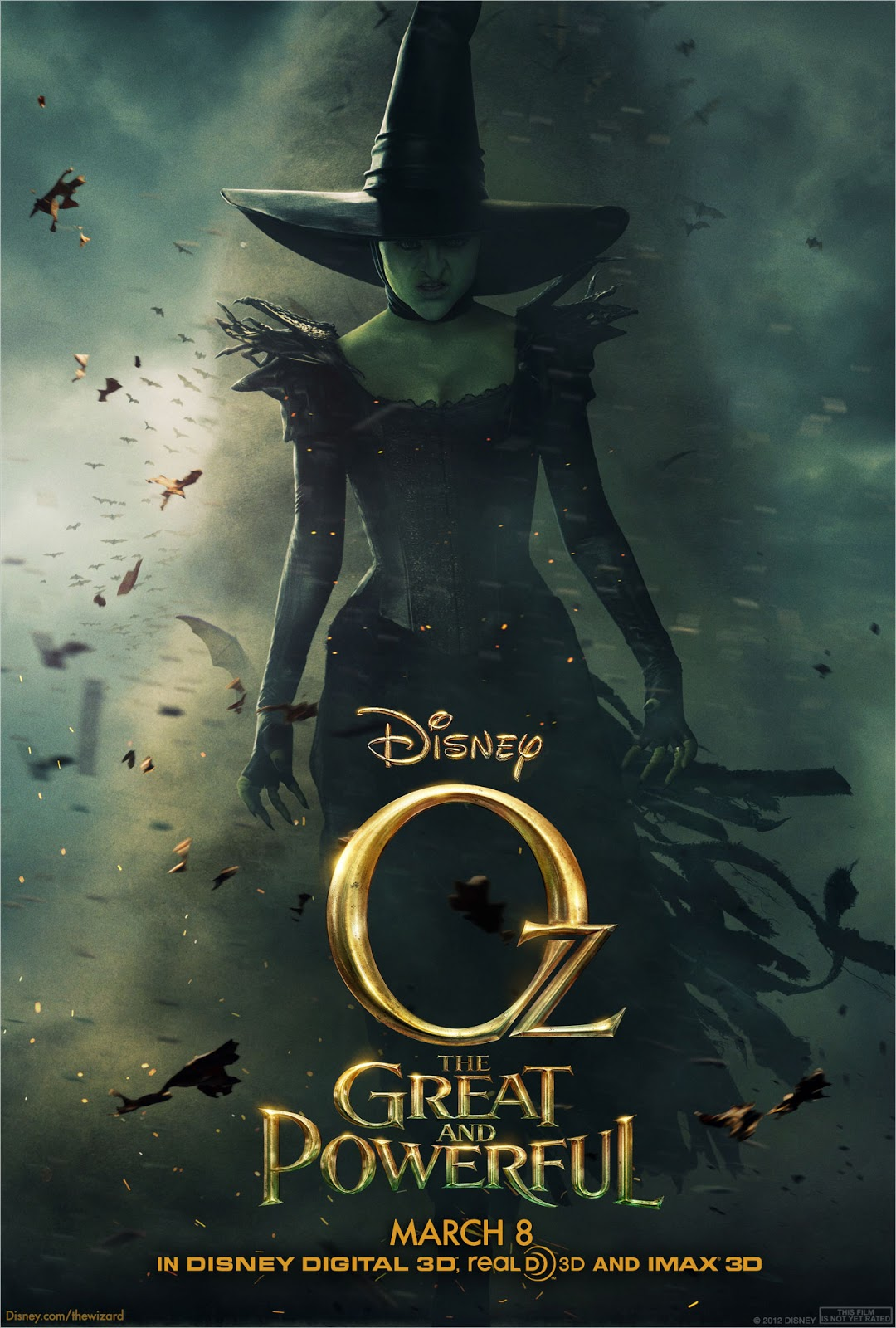 Oz the Great and Powerful (2013) ταινιες online seires xrysoi greek subs
