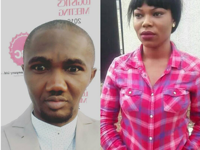 Lesbian s*x tape palaver: I was beaten up for uploading video, Comedian Ominiaho alleges
