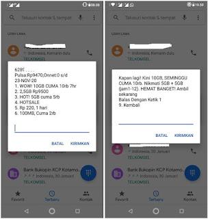 Paket Kuota Murah 3 Tri 10GB Cuma 10.000 Terbaru 2019