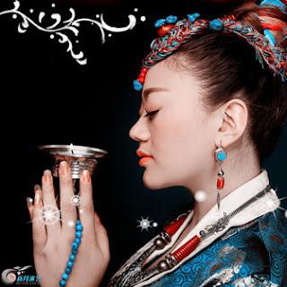 Ba Sang La Mu (巴桑拉姆) - Zhu jiu Ge (祝酒歌)